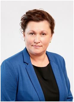 Славкова Олена Павлівна