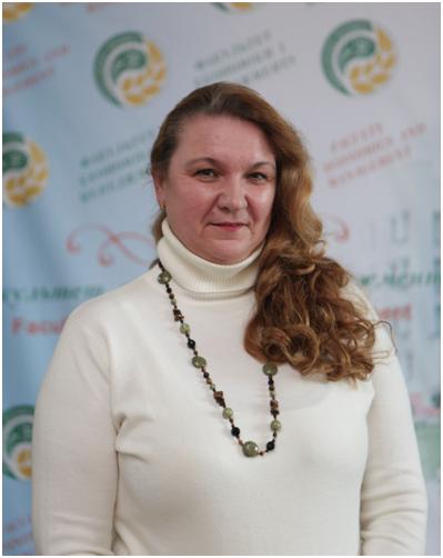 Рибіна Лариса Олександрівна