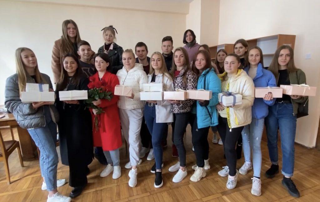 З днем працівників освіти України!